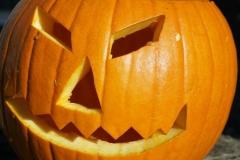 Halloween tök szigorú