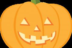 Halloween tök rajz lámpás
