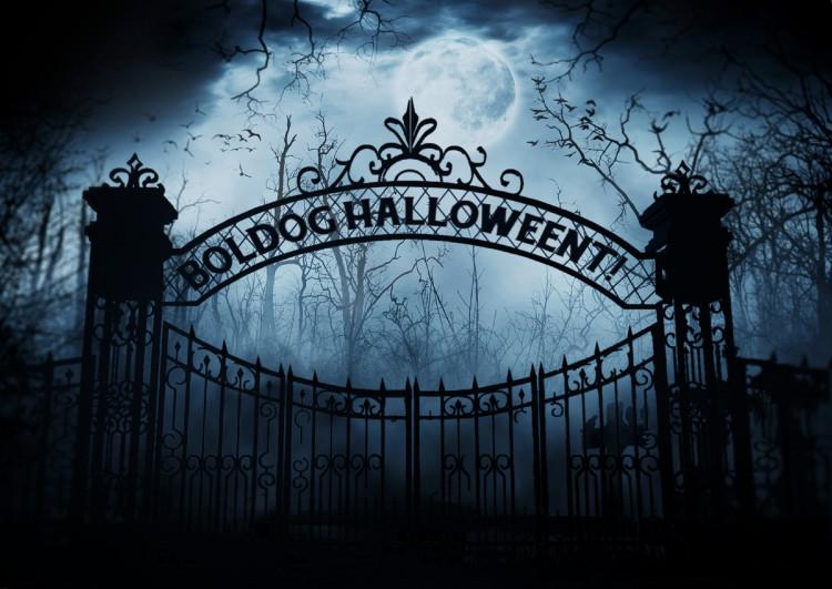 boldog halloweent rémisztő