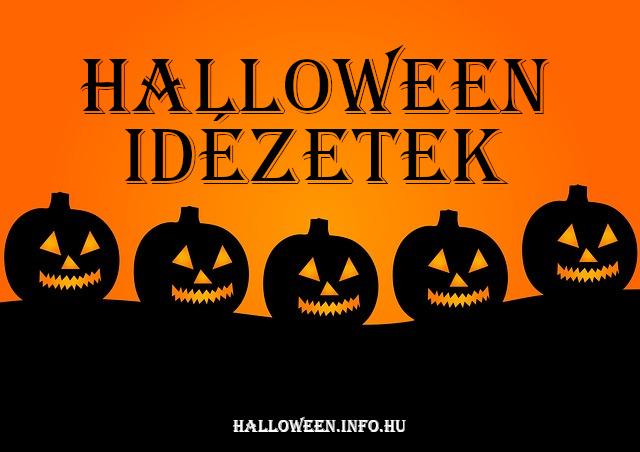 halloween idézetek magyarul Halloween idézetek magyarul és angolul ~ Halloween.info.hu