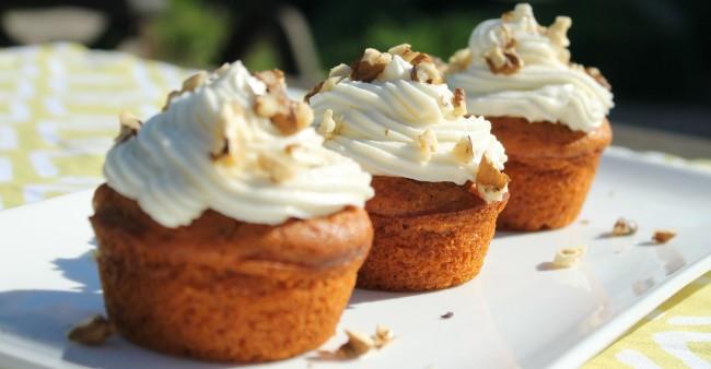 fűszeres sütőtökös muffin