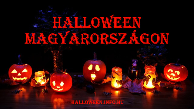 halloween magyarországon