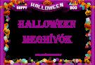 halloween meghívók