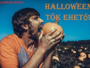 halloween tök ehető