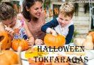 Halloween tökfaragás lépésről lépésre