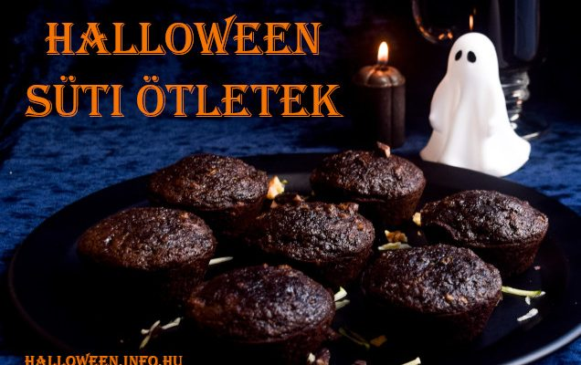 halloween süti ötletek