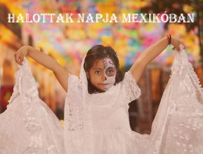 halottak napja mexikóban
