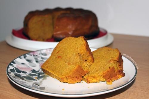 sütőtökös kuglóf recept