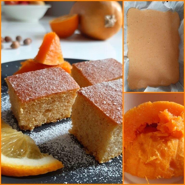 sütőtökös süti készítésének lépsei